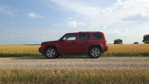 Looking for interesting trades for my 2007 Jeep Patriot 4x4
