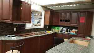 New Granite kitchen