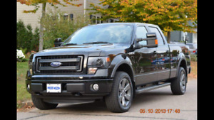 Pick up F150, navigation, FX4, Full equip