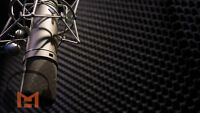 PRO RECORDING STUDIO- Hip Hop, Rap, EDM, R&B, Pop - WE PRODUCE