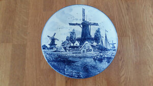Holland Plate- DELFTS-Made in Holland