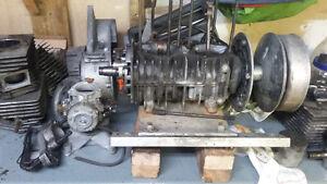 tnt  olympic pieces moteur