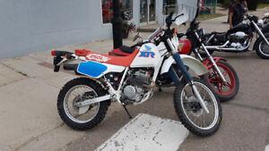 1991 HONDA XR250L