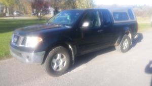 2005 Nissan Frontier LX, $3000
