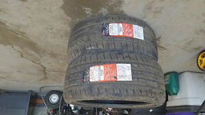 Camaro tires 125$ each. Brand new