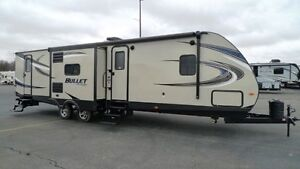 2017 BULLET 330BHS - Travel Trailer - Ultra Lite