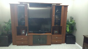 Great condition entertainment unit Kitchener / Waterloo Kitchener Area image 1