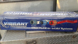 Vibrant Streetflow Short Ram Intake Kit