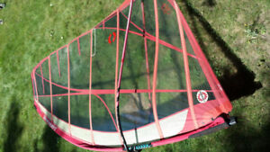 Windsurfing Windsurfer Sails Sailworks 11 m Sail and Rigging