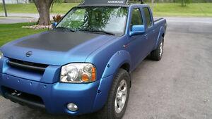 2003 Nissan Frontier Camionnette