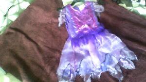 bat costume size 2t
