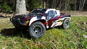 Traxxas Slash 4x4 Tons Of Upgrades + Parts