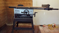 Delta 10 inch table saw