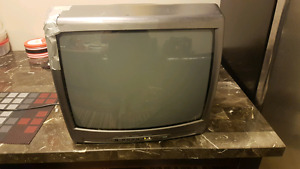"20"" CRT TV free for pickup"