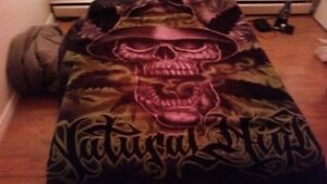 Fear And Loathing Blanket for 50 dollars! Moving Away!