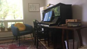 Offre cours de piano 4 à 99 ans!