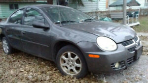 Super gas saver!! - 2004 Four Door Neon
