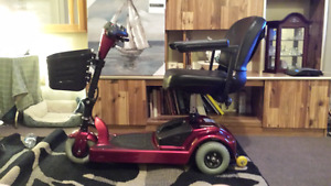 Mid Size Scooter
