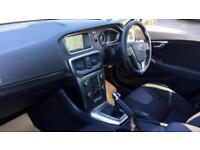 2016 Volvo V40 D4 (190) SE Nav 5dr with Heate Manual Diesel Hatchback