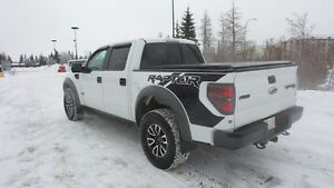 2012 Ford F-150 SuperCrew Black decal package Pickup Truck