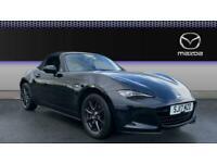 2017 Mazda MX-5 1.5 Sport Nav 2dr Petrol Convertible Convertible Petrol Manual
