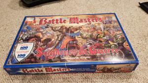 Battle Masters vintage board game