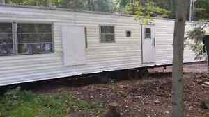 55 by 12 foot mobile home