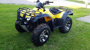 **CHEAP BEST OFFER TAKES IT ASAP! 2009 HONDA FOURTRAX 500CC 4X4
