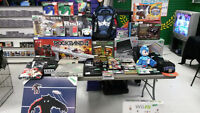 Video Game Blowout Table Nov 28th ONLY Part 1/2