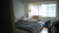 3 1/2 in downtown Montreal/McGill ghetto, now to August!