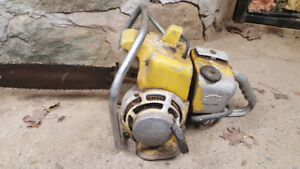 Antique chainsaws for sale