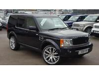 2009 LAND ROVER DISCOVERY 3 TDV6 HSE BUCKINGHAM BLUE VERY LOW MILEAGE FSH