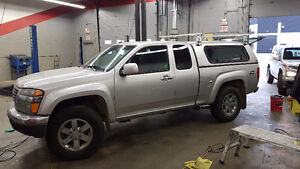 6 Ft Canopy for Canyon/Colorado Pickups - 3 Canopies Total