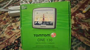 Tomtom GPS for sale works very well