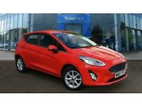 2018 Ford Fiesta 1.1 Zetec Navigation 5dr***With SYNC 3 Satellite Navigation***