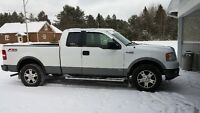 2005 Ford F-150 fx4 off road Autre