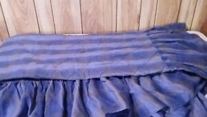 Lovely Blue Bedspread London Ontario image 1