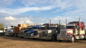 Truck and Trailer sites for rent - Fleets welcome