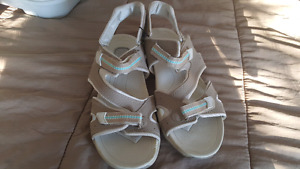 DR SCHOLLS 11 SIZE SANDALS FOR SALE! BRAND NEW! NOT USED!