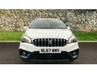 2017 Suzuki SX4 S-Cross 1.0 Boosterjet SZ-T Automatic Petrol Hatchback