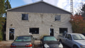 Office/ Yard/ Shop Space for Rent Near Downtown Guelph