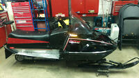 Looking for a decent Snowmobile cover for a Yamaha enticer