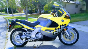 1998 BMW K1200RS 4cyl ABS SHAFT Drive