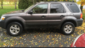 Ford Escape 2005 xlt 3L v6