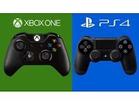 Xbox One or PS4 wanted
