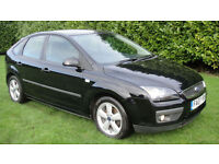 Ford Focus 1.6 2007MY Zetec Climate - FULL MOT - VERY TIDY CAR
