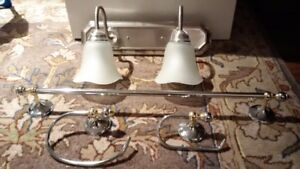 Bathroom Light with Accessories