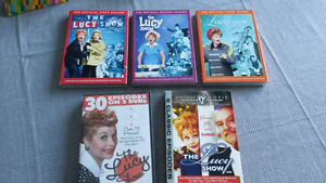 The Lucy Show Seasons 1-3  $10-$15 each