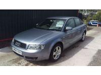 Audi A4 2.0 FSI 2004MY SE