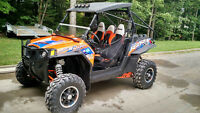 POLARIS RZR 900 XP 2013 EXCELLENTE CONDITION